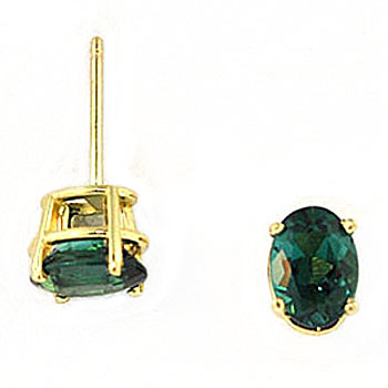 CE1992 Tourmaline Stud Earrings