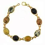 KBBG1 Sm. Beach Stone Bracelet