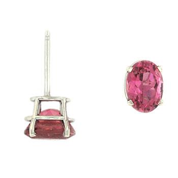 CE2157 Pink Tourmaline Earrings