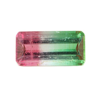 CST-319 Watermelon Tourmaline Gemstone