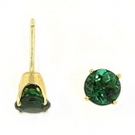 CE1782 Tourmaline Stud Earrings