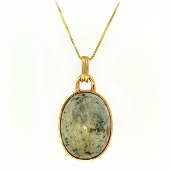 KBP4-1 Beachstone Necklace