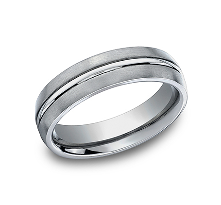 TI560T Men's Titanium Band