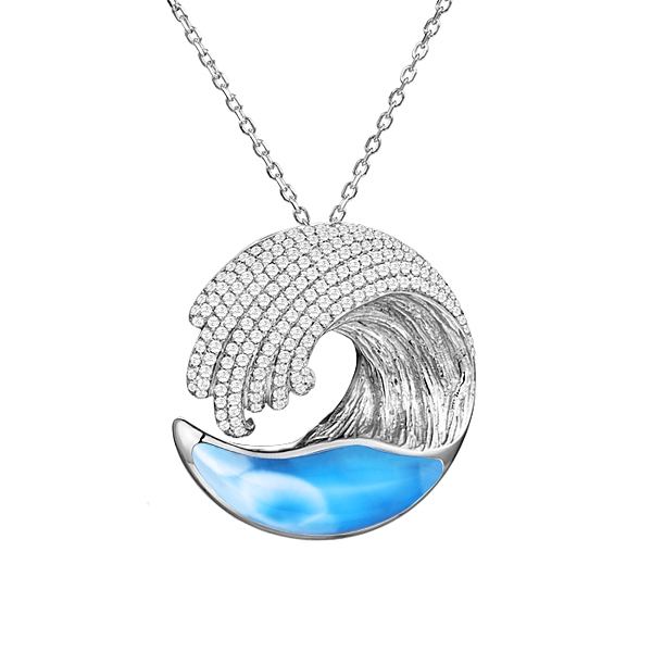 Wave Necklace Laramar