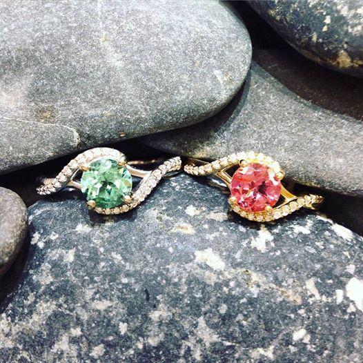 Goose Rocks Rings