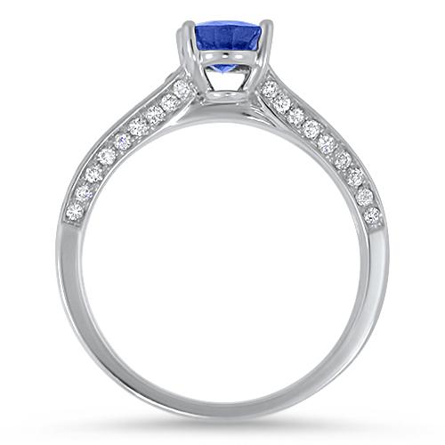 Sapphire Ring Profile