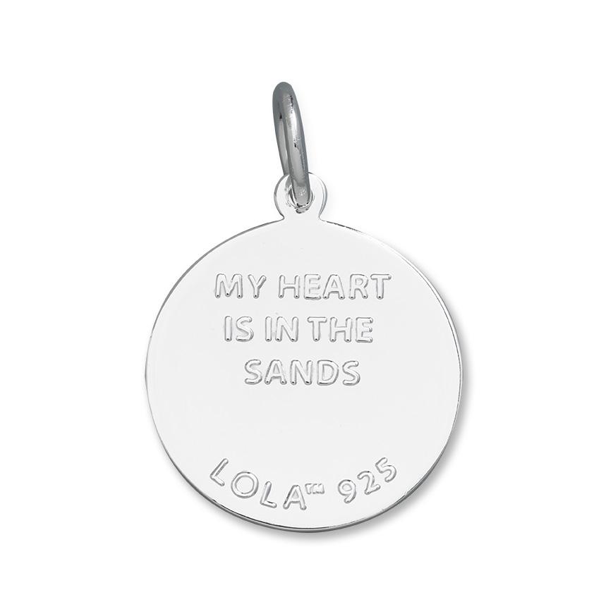 LOLA Sand Dollar Back