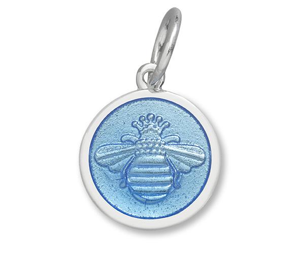 Light Blue Mini Bee