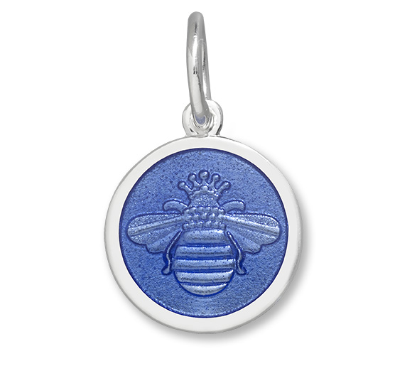 Perwinkle Mini Bee