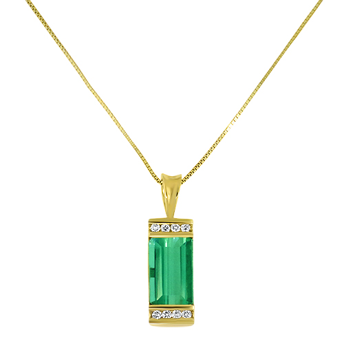 Beacon of Light Pendant Blue Green