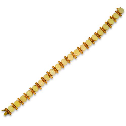 Opal 14KY Bracelet