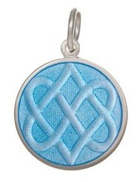 Light Blue Celtic Knot