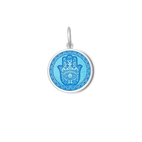 hamsa light blue